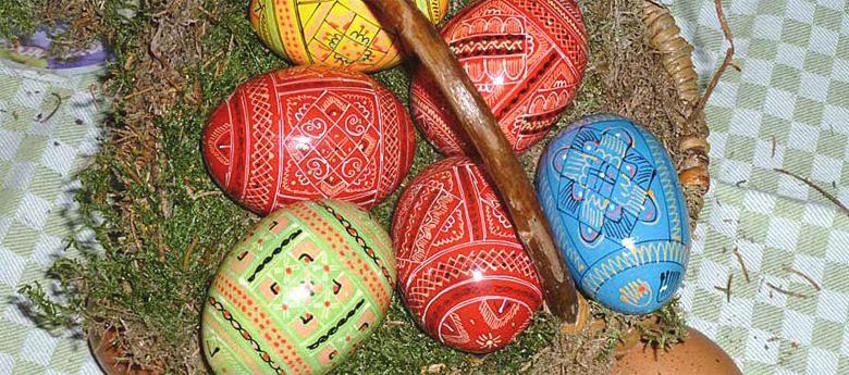 Ach du liebes Ei! – Sitten und Gebräuchen zum Osterfest