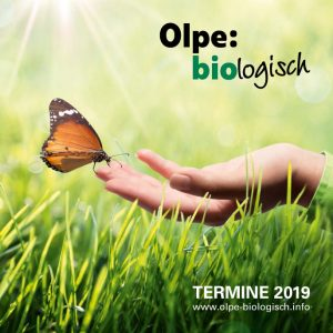 Olpe biologisch Termine 2019