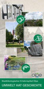 Stadtökologischer Erlebnispfad Olpe – Umwelt hat Geschichte